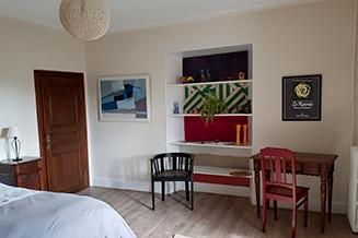 La Roseraie Sentheim Chambre 2