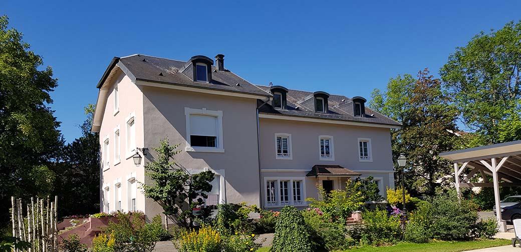 La Roseraie Sentheim Haut Rhin